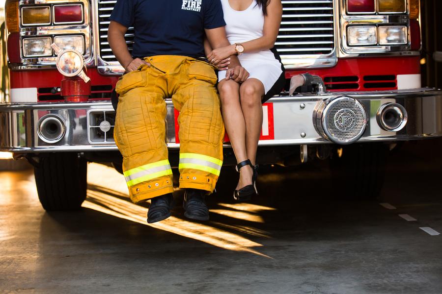 fireman engagement