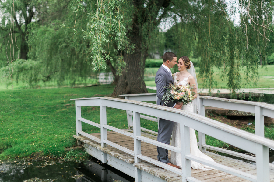 Beautiful Outdoor Barn Wedding